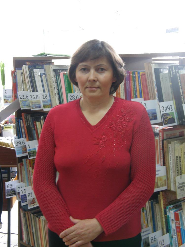 Габдрахманова Гузалия Минитдиновна