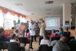 С Чуковским праздник чтения всем на удивление